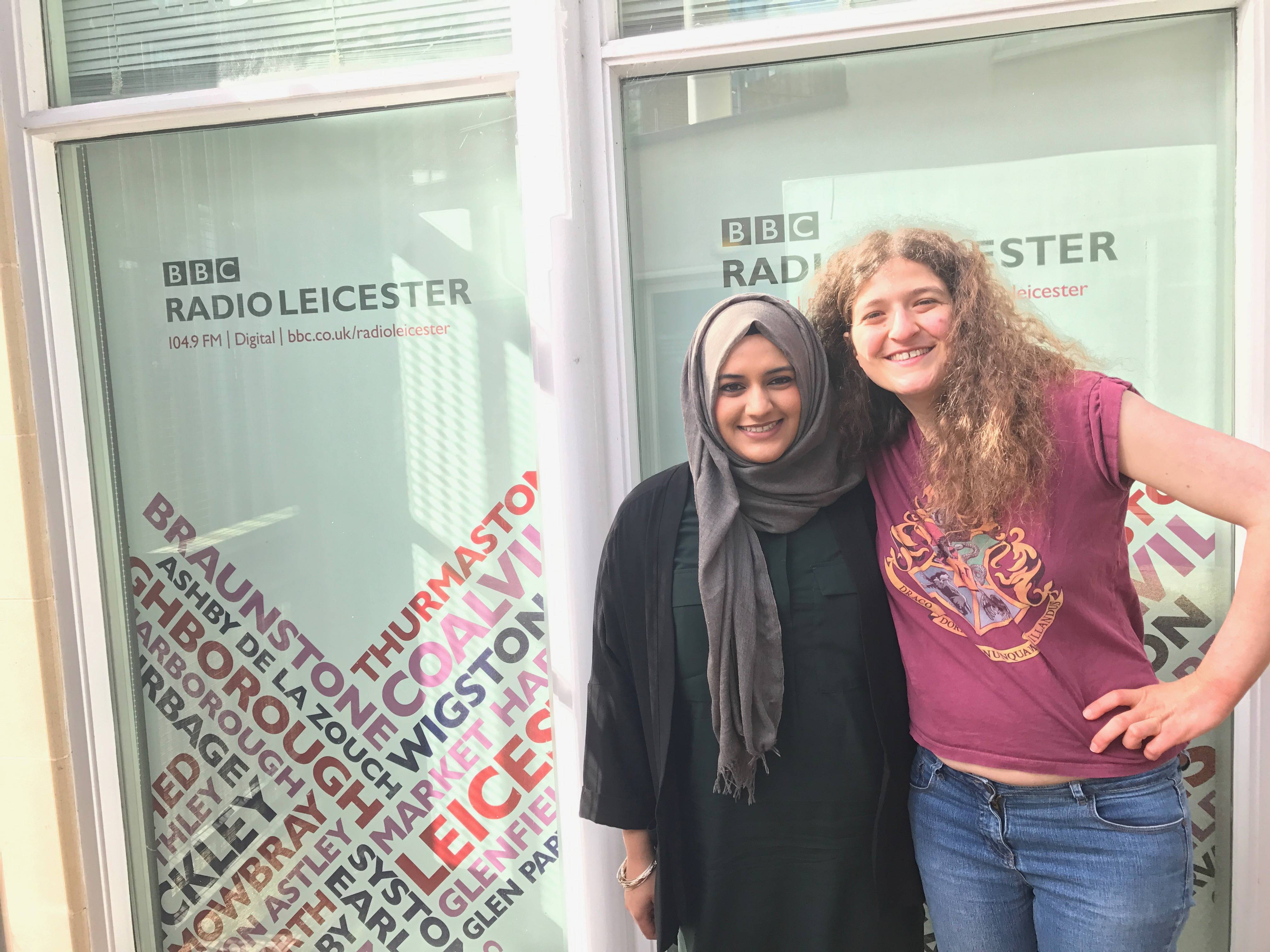 BBC Radio Leicester: Great Get Together
