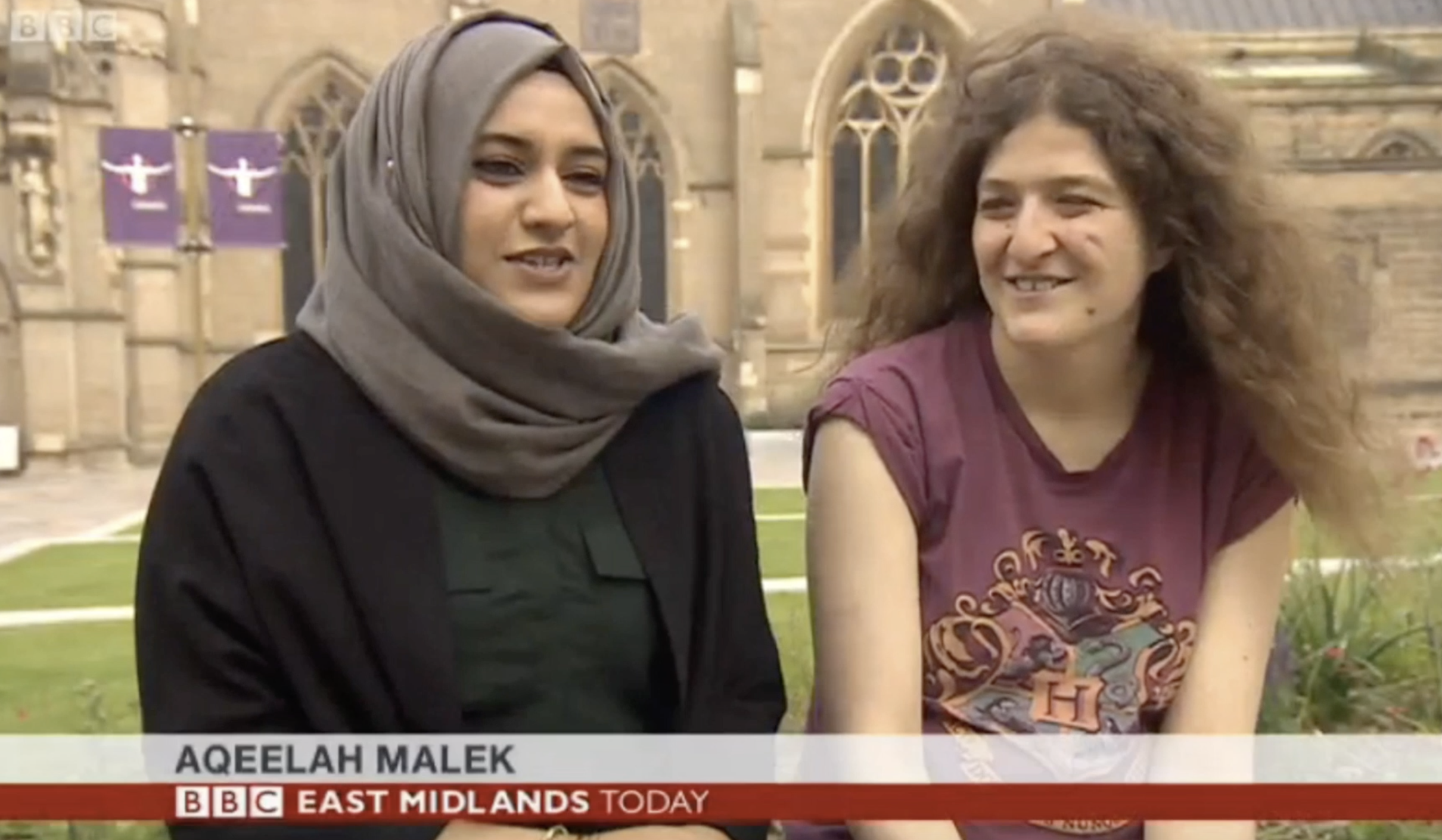 BBC East Midlands Today: Great Get Together